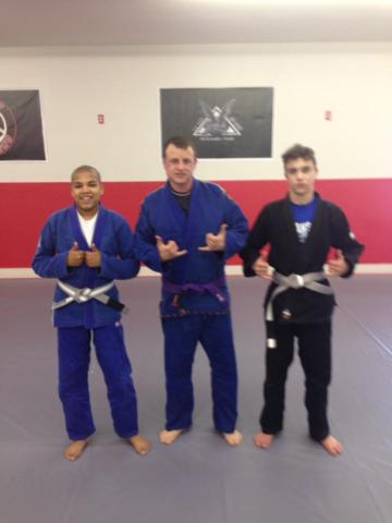 Kids belt promotions