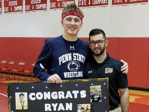 TDMA Grad Ryan Benitez Credits Jiu-Jitsu in Helping Him Become High School Wrestling Champ