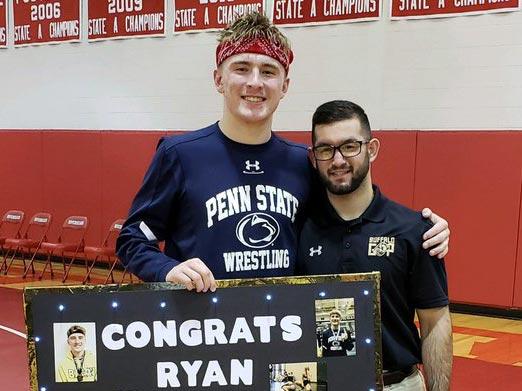 TDMA Grad Ryan Benitez Credits Jiu-Jitsu in Helping Him Become High School Wrestling Champ
