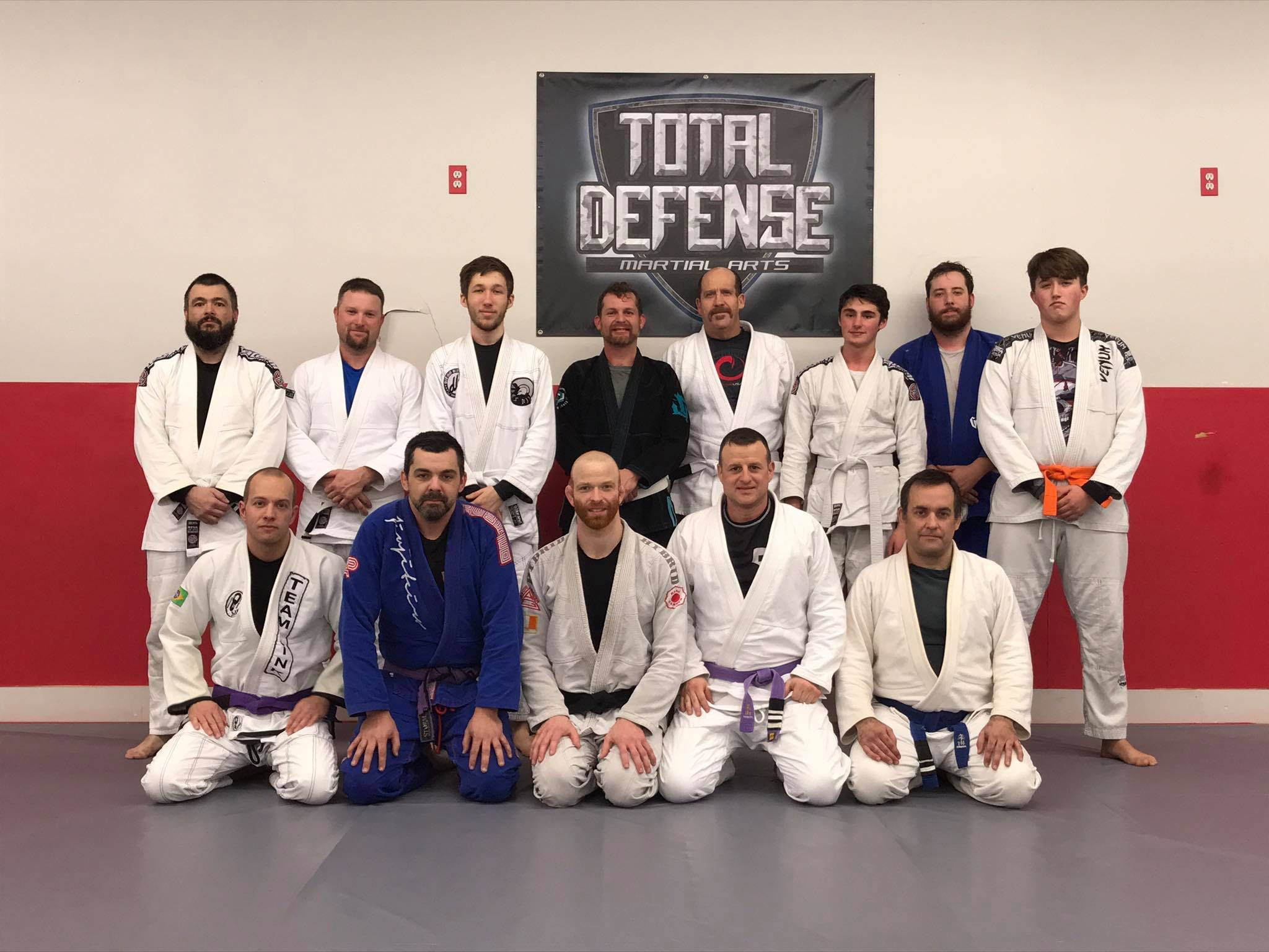 Guest instructor Thos Molloy, 1/8/19