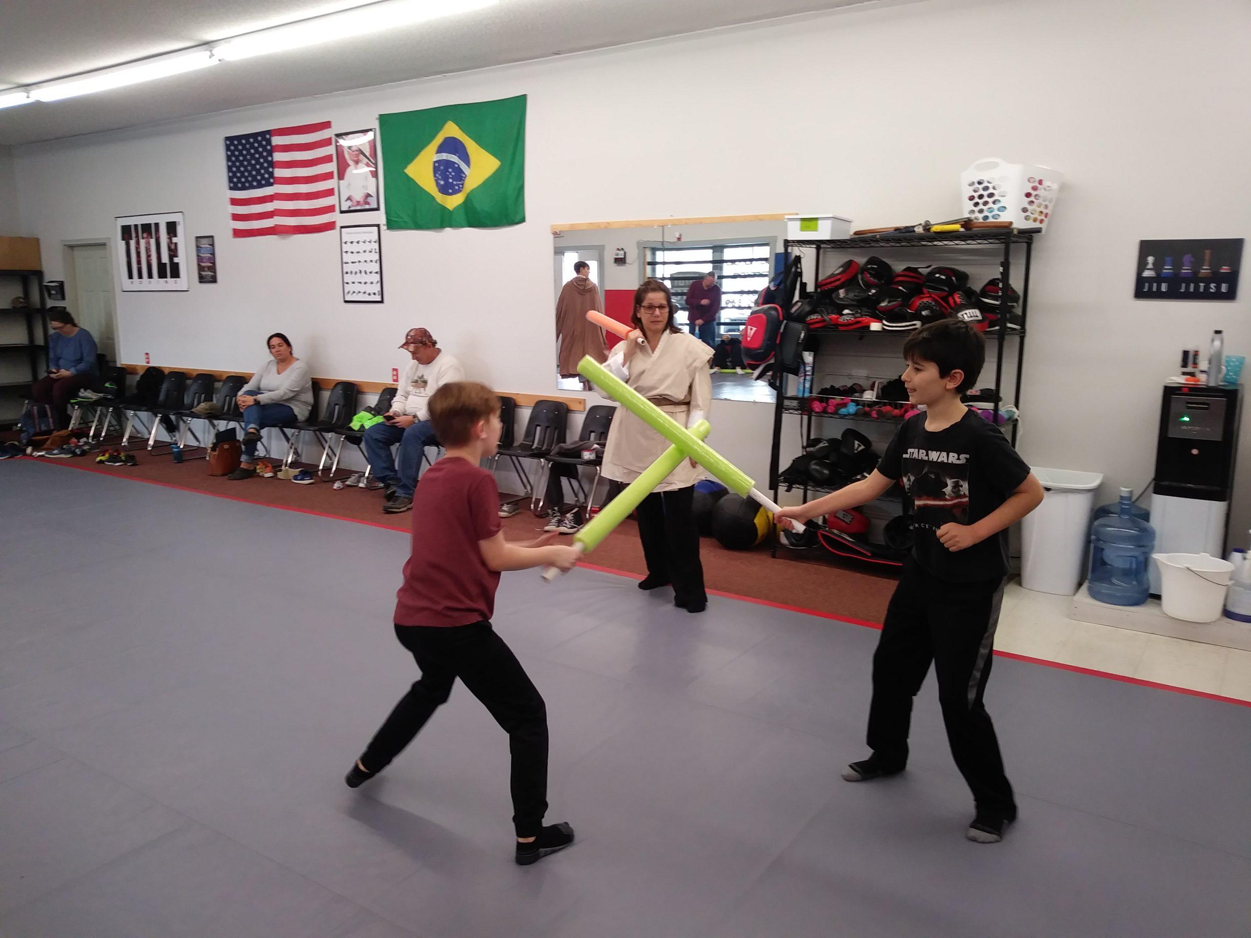 Jedi Training Academy, 12/14/19
