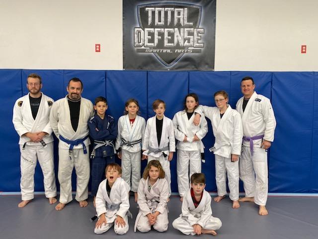 Kids' Belt Promotions, 12/12/19
