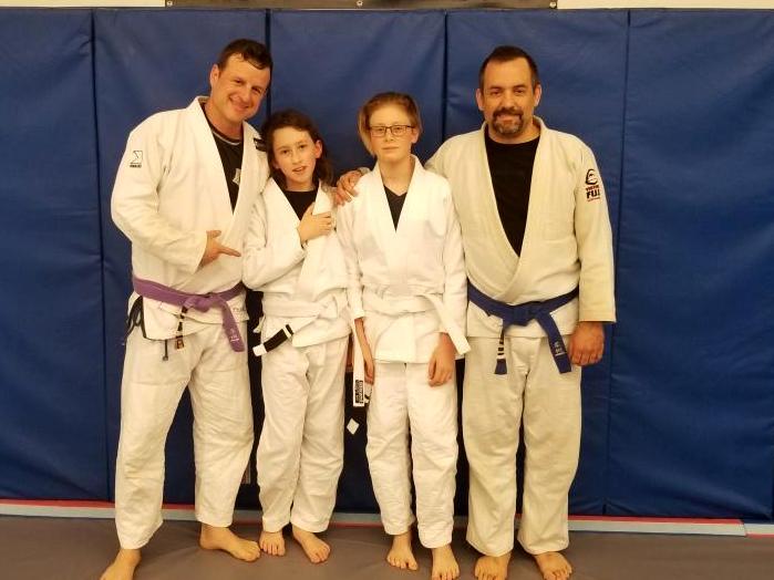 Kid's Belt Promotions, 2/6/20