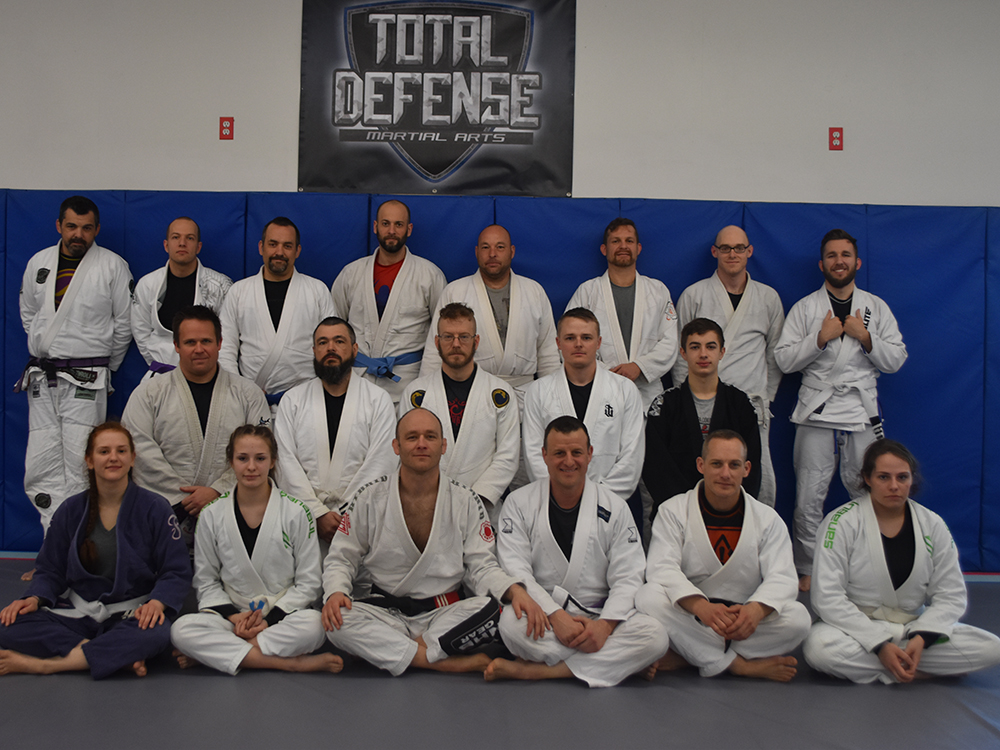 Dennis Hayes Seminar & Belt Promotions a Success